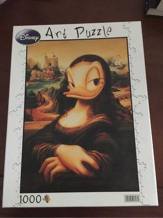 Puzzle d 1000 piezas