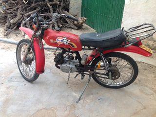 Moto Montesa GH II trial 629212996