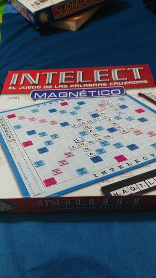 "Juego de mesa ""Intelect"""