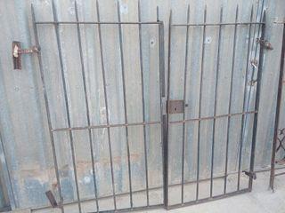 puertas de forja antiguas