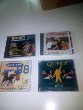Pop 80.Exitos 98.Queen.CD.Originales . ocio.El Música Otros.