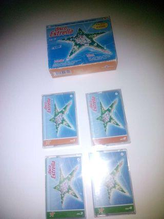 Cintas Cassette.(Disco Estrella).Verano 2000 Coleccionistas.Ocio.Otros.