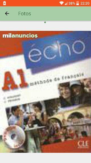 libro frances Echo A1