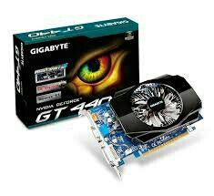 Tarjeta Gráfica Gigabyte GT-440