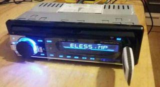 Radio de coche nueva con bluetooth