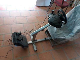 volante logitec para playstation playseat