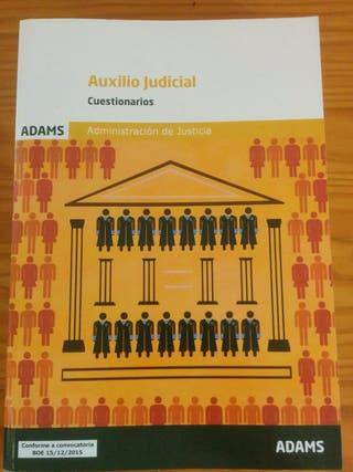 Auxilio judicial Adams