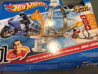 Hot wheels Jorge Lorenzo