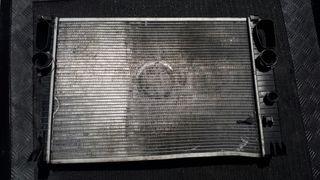 radiador de agua mercedes cls w219