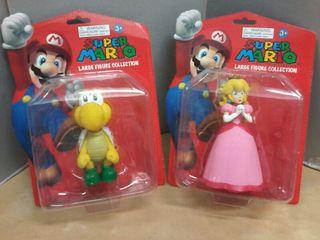 Figuras personajes Mario Bros