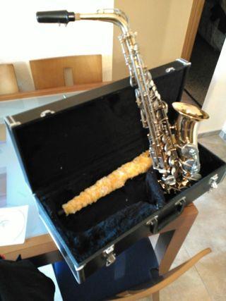 Saxofón Alto Sonora