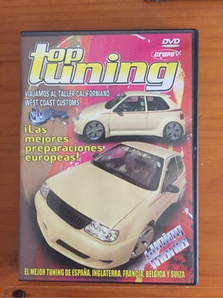 Dvd coches tuning