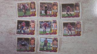 Cromo Liga 95-96 FC BARCELONA