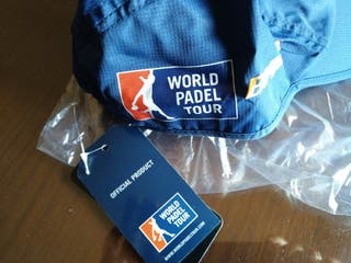 gorra bullpadel world padel tour