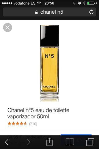 Perfume chanel n5 original