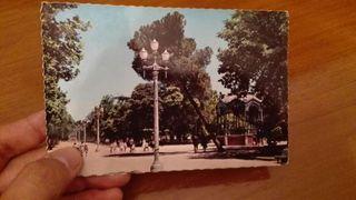 Postal años 60 Palencia