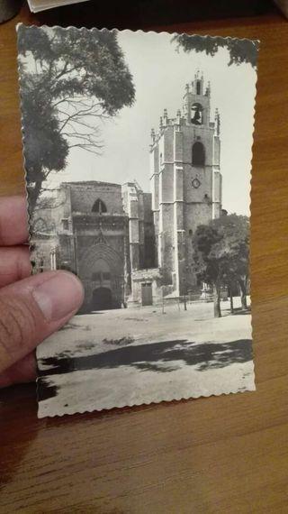 Postal Palencia años 50