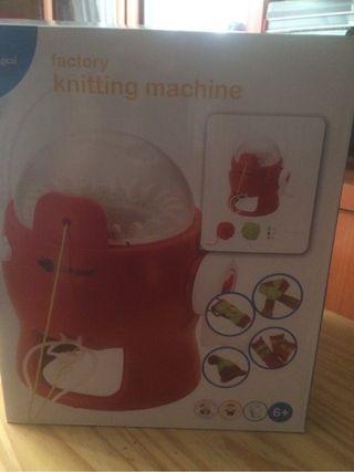 Maquina tricotar imaginarium