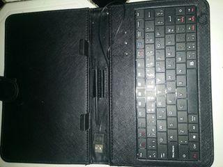 fumda + teclado + lapiz tablet