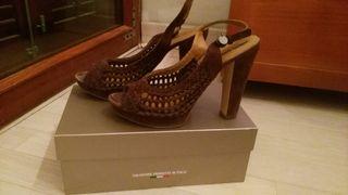 Zapatos verano Adolfo Dominguez