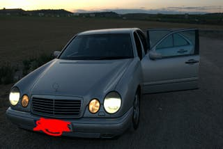 Mercedes-Benz Clase E 300 TD 177cv