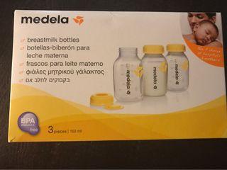 Botellas Medela sin estrenar