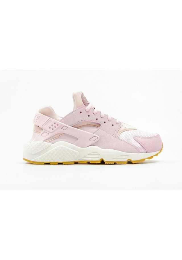 separation shoes 4b055 dbe89 Nike Huarache Rosa Pastel ...