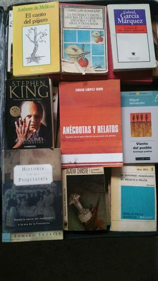 Libros de varios temas