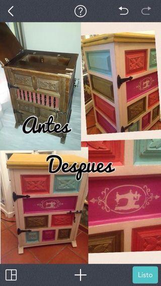 Restauradora muebles
