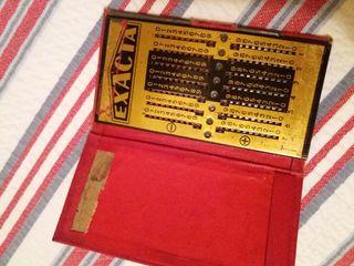 Antigua calculadora