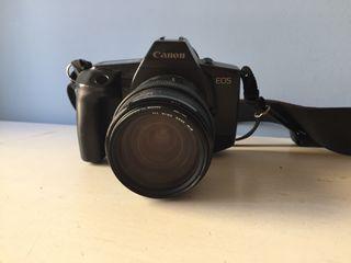 Canon EOS 600 carrete + objetivo Canon 35-105 mm