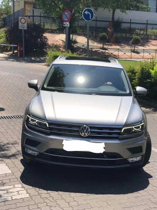 Volkswagen Tiguan 2017 sport automático