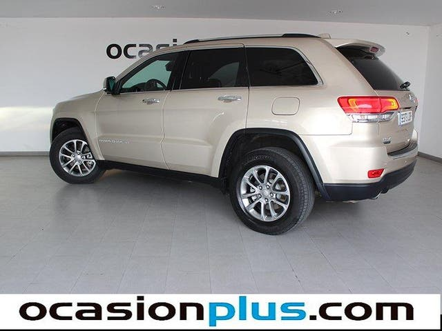 Jeep Grand Cherokee 3.0 CRD Limited 140 kW (190 CV)