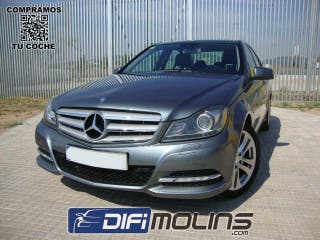 Mercedes Clase C C 220 CDI Blue Efficiency Avantgarde 7G