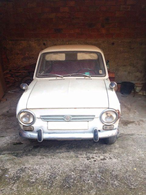SEAT 850 Especial 4 p 1971