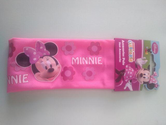 Cinta cabello Minnie Mouse
