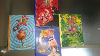 Libros kika