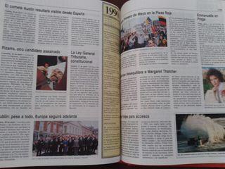 Crónica S. XX España y América