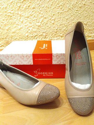 Zapatos mujer Dorking by Fluchos