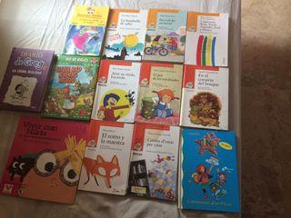 Pack Libros primaria lectura