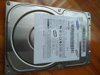 Disco Duro HDD Samsung 40gb 7.200rpm