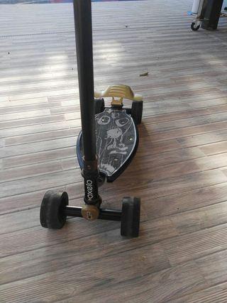 Manillar patinete
