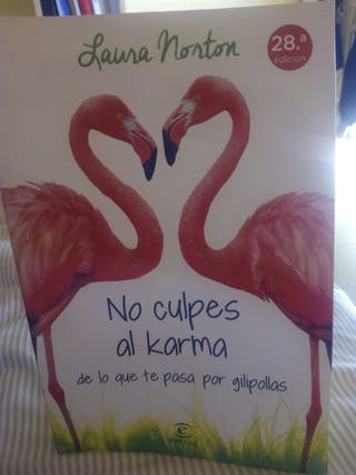 libro no culpes al karma