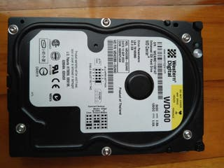 Disco Duro HDD Western Digital 40gb 7.200rpm