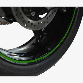Stikers o cinta para ruedas moto
