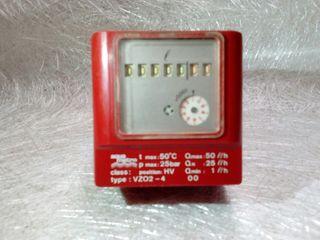 caudalimetro caldera de gasoleo