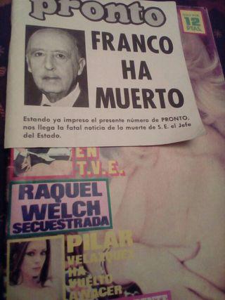 Revista pronto de 1975