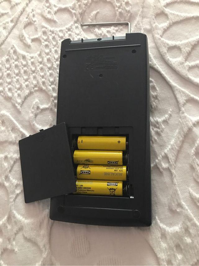 Calculadora con ticket