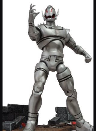 Ultron marvel select