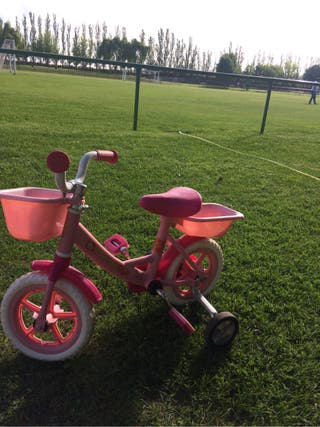 Bicicleta niña Hello Kitty